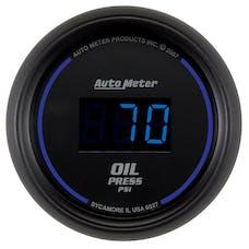 AutoMeter Products 6927 2-1/16in Oil Pressure  0-100 PSI Digital Black