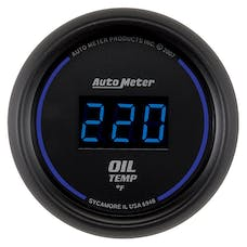 AutoMeter Products 6948 2-1/16in Oil Temp  0- 340 F Digital Black