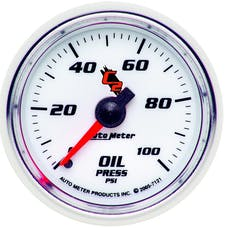 AutoMeter Products 7121 Oil Press  0-100 PSI