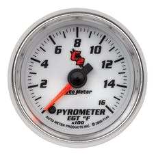 AutoMeter Products 7144 Pyrometer 0-1600 F