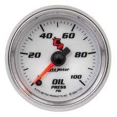 AutoMeter Products 7153 Oil Press 0-100 PSI