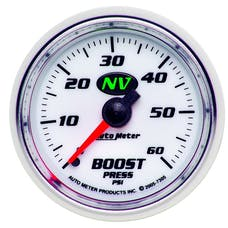 AutoMeter Products 7305 Boost 0-60 PSI