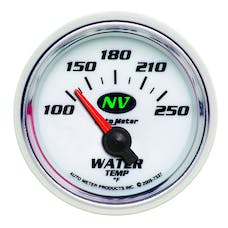 AutoMeter Products 7337 Water Temp 100-250 F