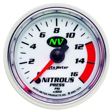 AutoMeter Products 7374 Nitrous Press  0-1600 PSI