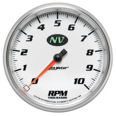 AutoMeter Products 7498 5in Tach, 10,000 Rpm, In- Dash  Nv