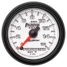 AutoMeter Products 7544 Pyrometer Kit 0-1600  (FS)