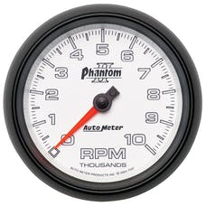 AutoMeter Products 7597 Tach In-dash 10 000 RPM