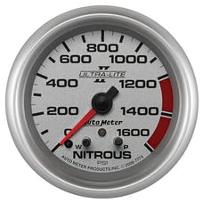 AutoMeter Products 7774 2-5/8in Nitrous, 0-1600 PSI, FSE