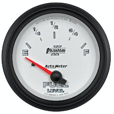 "AutoMeter Products 7816 2-5/8"" Fuel Level, 240-33 Ω, SSE, Phantom II"