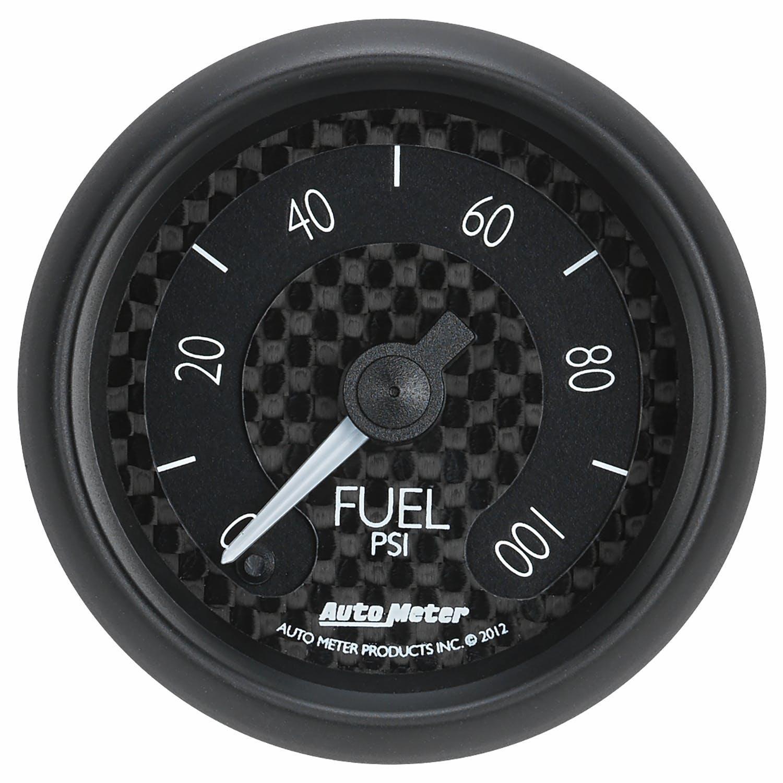 Racing Power R5709  Fuel Pressure Gauge Mechanical Rpc