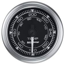 AutoMeter Products 8153 Chrono Gauge, Pressure, 100psi, Digital Stepper Motor