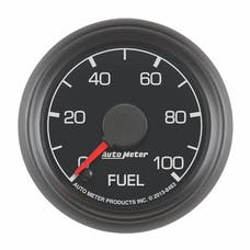 AutoMeter Products 8463 Gauge; Fuel Pressure; 2 1/16in.; 30psi; Stepper Motor; Ford Factory Match