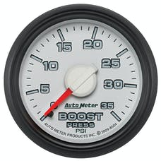 """AutoMeter Products 8504 2-1/16"""" Factory Match Boost 0-35 psi, Mechanical"""