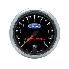 """AutoMeter Products 880084 Gauge 3-3/8"""" Tachometer, 10,000 RPM, In-Dash Ford"""