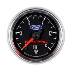 "AutoMeter Products 880107 Gauge 2-1/16"" Fuel Pressure, 0-15 PSI, FSE, Ford"