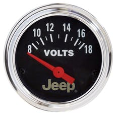 AutoMeter Products 880242 2-1/16 Voltmeter (like 2592)