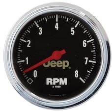 AutoMeter Products 880246 3-3/8 8K RPM Tachometer (like 2499)