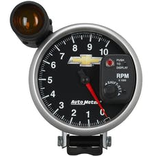 AutoMeter Products 880445 Gauge; Tach; 5in.; 10k RPM; Pedestal w/ext. Shift-Lite; GM COPO Camaro