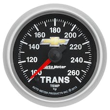 AutoMeter Products 880448 GM Series Electric Transmission Temperature Gauge 2 1/16 in. 100 - 260 Deg. F