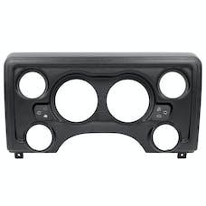 "AutoMeter Products 90011 Direct Fit Dash Panel Gauge Mount-6  Gauge (3 3/8"" X2, 2 1/16"" X4)"