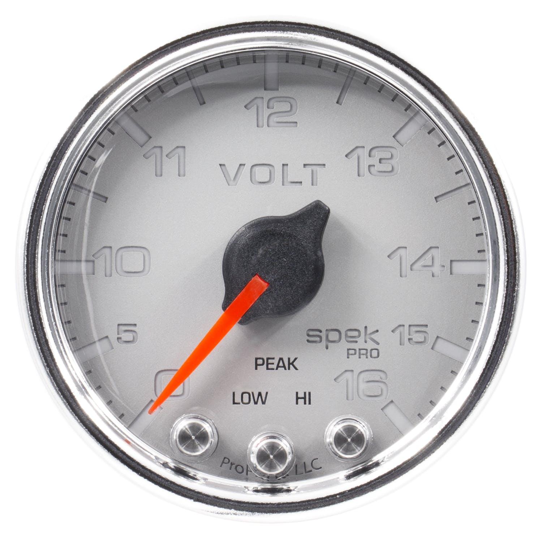 Mopar 77060051 Voltmeter Gauge