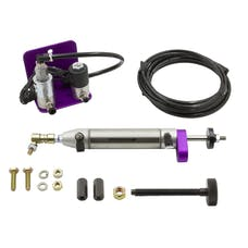 AutoMeter Products TS40 Throttle Stop, Linkage Style