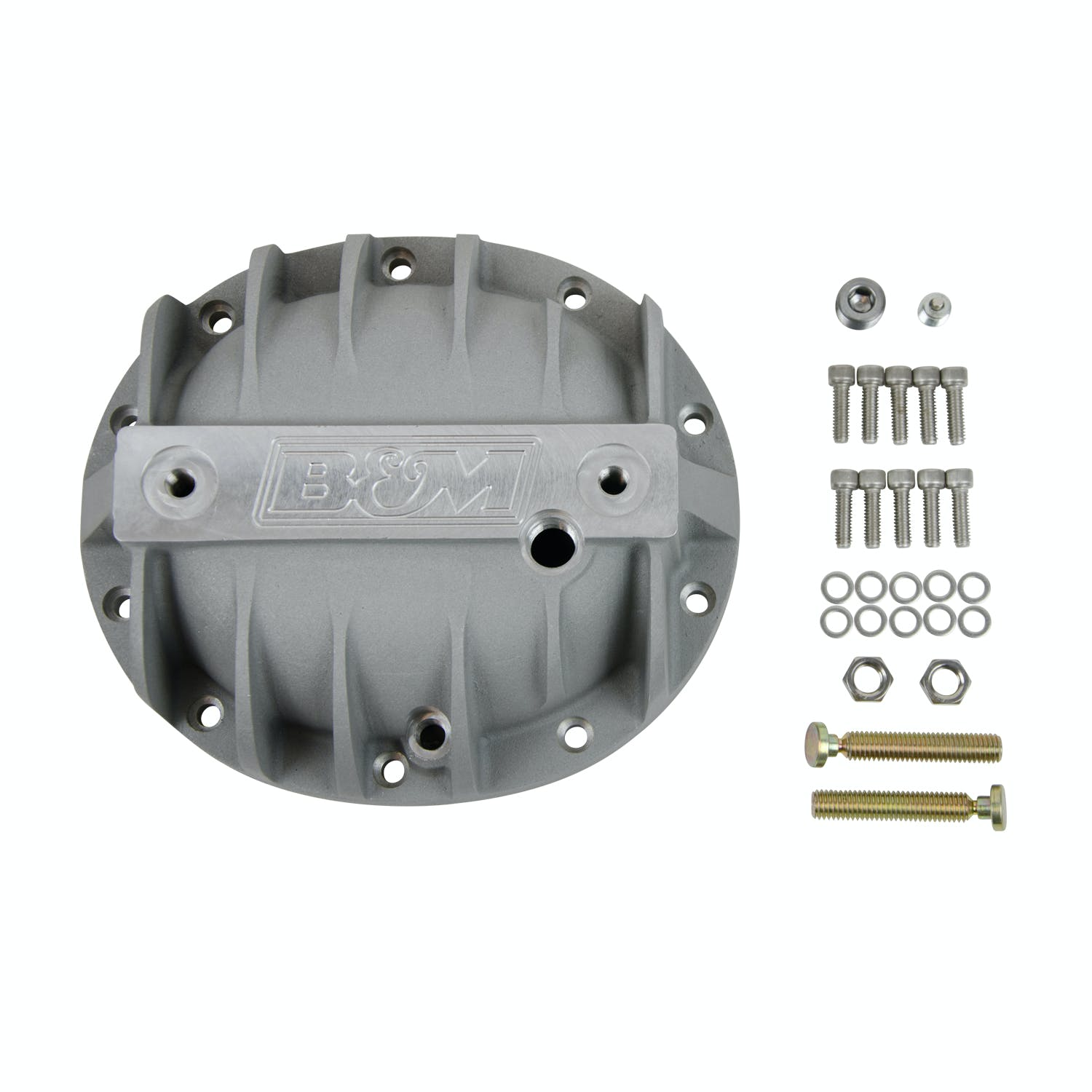 Dana 35 rear ends CSI 1342 Chromed Steel Differential Cover