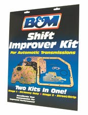 B&M 20260 Shift Improver Kit for 65-87 TH400 Transmission