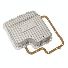B&M 40281 Cast Deep Transmission Pan for C6