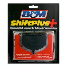B&M 70381 ShiftPlus Electronic Shift Improver Automatic Transmission Shift Kit