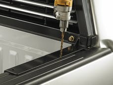 "BACKRACK 30112LP Low Profile Hardware Kit, Low Profile 21"" Drill"