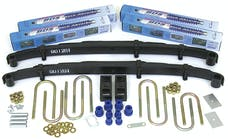 BDS Suspension 106H 4in Front/4in Rear - Springs