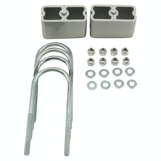 "Belltech 6202 Lowering Block Kit 3"" with 2 Degree Angle"