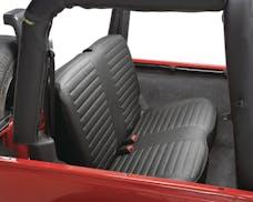Bestop 29221-15 Seat Covers