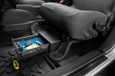 Bestop 42640-01 Underseat Storage Box