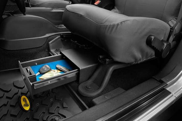 Bestop 42640-01 Underseat Storage Box