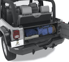 Bestop 42704-01 Instatrunk Modular Kit