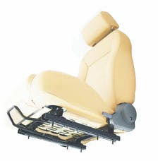 Bestop 51245-01 Seat Adapter/Slider Kit