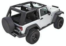 Bestop 54852-17 Trektop Pro Hybrid Soft Top