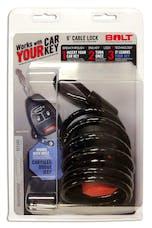 BOLT 7018452 BOLT 6Ft. Cable Lock Chrysler/Dodge/Jeep