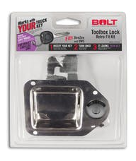 BOLT 7022696 Locking Tool Box Latch