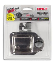 BOLT 7022697 Locking Tool Box Latch