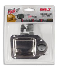 BOLT 7022698 Locking Tool Box Latch