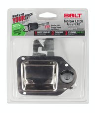 BOLT 7023547 Locking Tool Box Latch