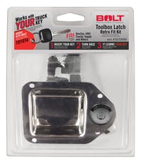 BOLT 7023549 Locking Tool Box Latch