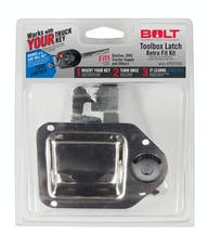 BOLT 7023550 Locking Tool Box Latch