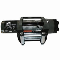 Bulldog Winch 15022 6000lb Powersports Winch, wire rope