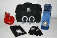Bulldog Winch 20075 7pc 12000LB WLL Rigging Kit