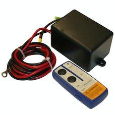 Bulldog Winch 20099 Wireless Controller, ATV with relays