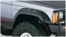 Bushwacker 10035-07 Cut-Out Style Jeep Fender Flares, 2pc